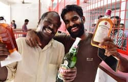wine available in grosery shop