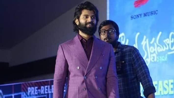 Vijay Devarakonda Guest for Surya Bandobust