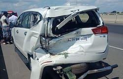 walaja accident