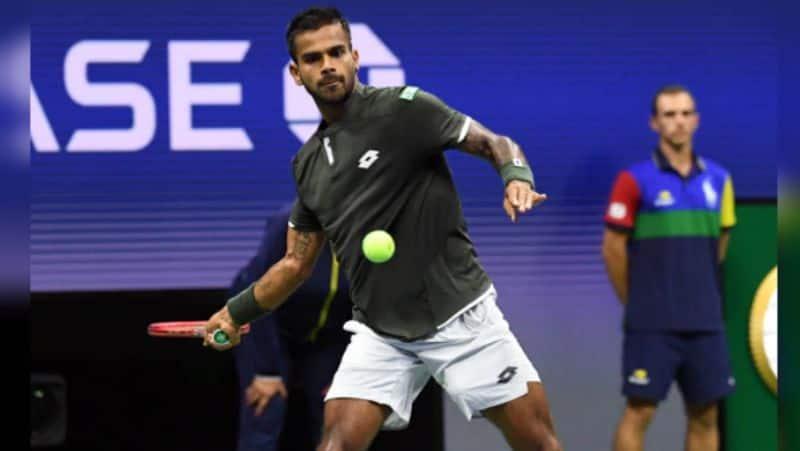 US Open Sumit nagal indias latest tennis sensation after roger federer game