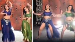 two girls performed on nora fatehi item dance in film batla house