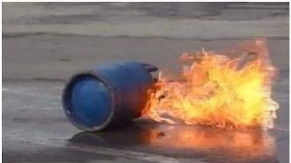2 dead, 1 injured in gas cylinder explosion in Chittoor district lns