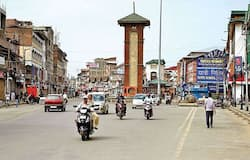 <p>J&amp;K Principal Secretary said ban has been lifted from 90 percent of Kashmir</p>