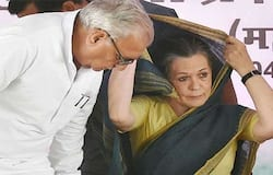 Sonia bowed in front of Hooda, appointed head of  Legislature Party, Shailaja will be state president