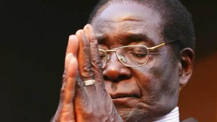 former Zimbabwe president Robert Mugabe passed away