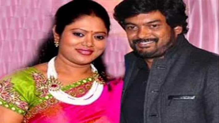 Puri Jagannadh and his wife Lavanya's romantic pic goes viral