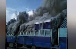 हालांकि आग बुझाने में फायर ब्रिगेड को काफी दिक्कत का सामना करना पड़ा।  दरसअल, यार्ड तक जाने के लिए फायर ब्रिगेड को रास्ता नहीं मिल रहा था। जैसे-तैसे करके ट्रेन तक पानी पहुंचाने का इंतजाम किया गया।  जब तक आग नहीं बुझी, अफरा-तफरी का माहौल बना रहा।