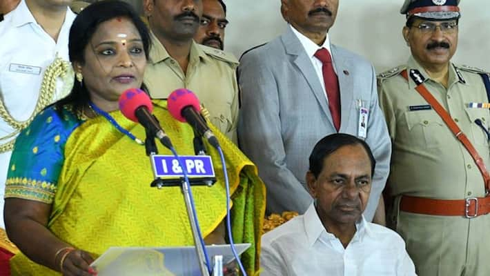 KCR changes his plan on cabinet expansion