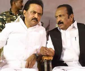 Thiruvalluvar picture will get glory again.. Vaiko reminded MK Stalin..!