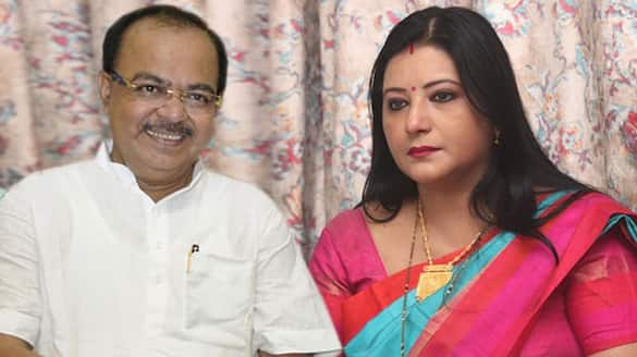 Shovan Chaterjee lashes out on Ratna Chaterjee in a Facebook Live bpsb