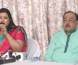 Sovan Chatterjees friend Baishakhi Banerjee filed police complain against Ratna Chatterjee RTB