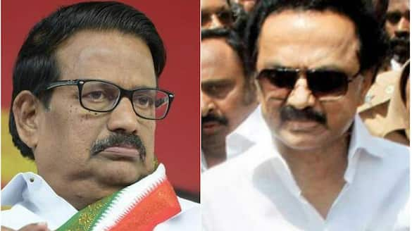 Problem within the DMK alliance ... Congress dissatisfied