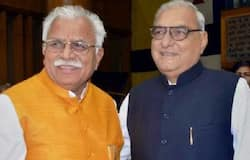 After all, why is Hooda getting the voice of BJP