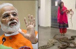 Modi and Rabi Pirzada