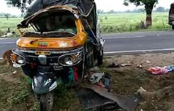 3 Died in road accident in lalitpur Uttar Pradesh