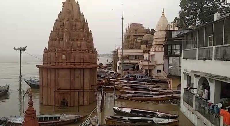 Kashi or Varanasi, also known as Banaras, is the holiest place in India on the banks of the holy river Ganga in Uttar Pradesh.  Kashi Vishwanath Temple of Lord Shiva,  Durga Temple, Sankat Mochan Hanuman Temple and its river ghats is the most visited place in the city.