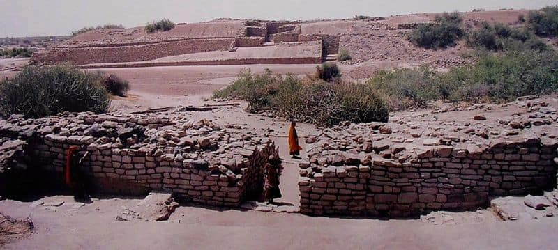Gujarat's Dholavira village containing the ruins of Indus Valley Civilisation is one of the five largest Harappan sites. The site along with Lothal was discovered by Archaeological Survey of India and is a popular tourist attraction in Kutch district.