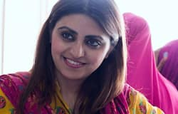 Gulalai Ismail, who has exposed the world of atrocities on women of Pakistani army