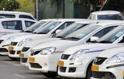 Delhi taxi cab