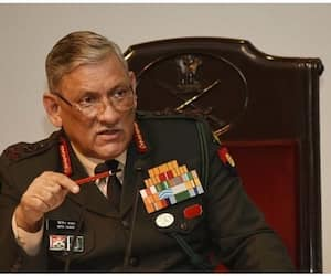 Army Chief Says no more hide and seek will cross LoC if needed