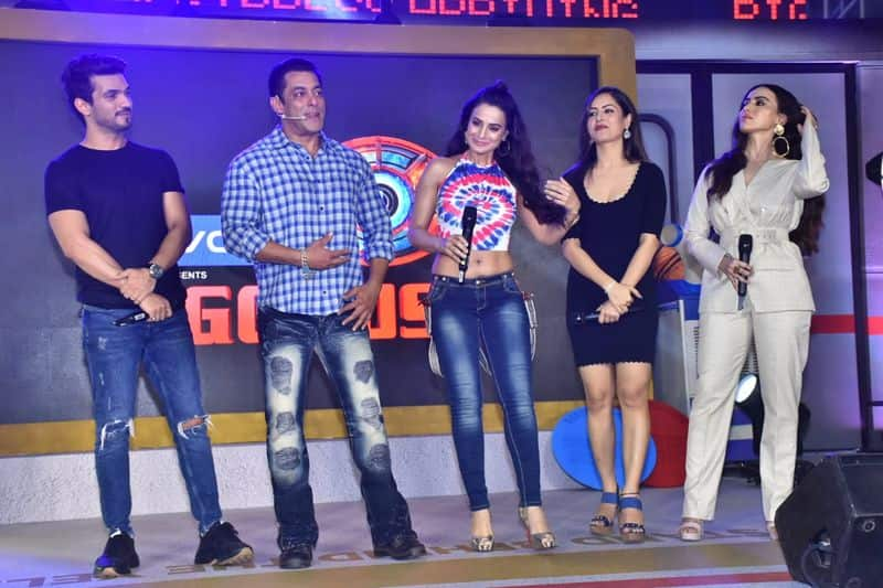 This time there is no space for commoners and the show will feature only celebrity contestants. The show will be on air for three months. According to Salman, there will be an unexpected twist in the last month.