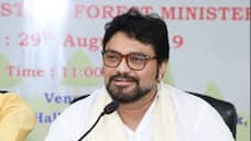 new post of Babul Supriyo sparks speculation of his political career bmm