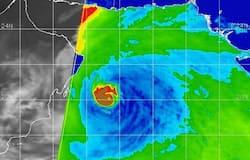 Cyclonic Storm Hikka