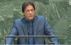 Pakistan Prime Minister Imran Khan exceeded the limit in UNGA