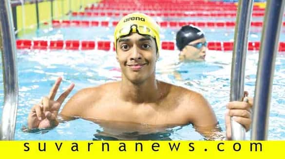 Indian Swimmer Sri Hari eyes on Tokyo Olympic Quota kvn