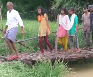 Villagers plan to boycott polls over non-construction of bridge