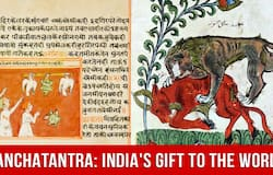 The Journey Of India's Panchatantra Through The World