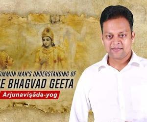 First chapter of Gita spiritual journey
