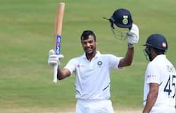 Mayank Agarwal, India-South Africa Test Series, Rohit Century, Visakhapatnam