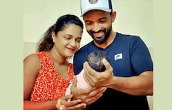 Ajinkya Rahane daughter, Rahane daughter photo, New Born Baby, Radhika, Rahane wife, Indian cricketer, Indian cricket team