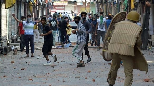 No government benifit for anit nationnals and stone pelters says Jammu Kashmir govt report ckm