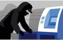 atm robbery thrissur
