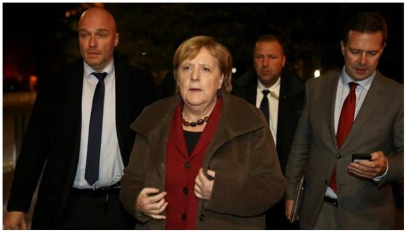 German Chancellor Angela Merkel tops the list for the 10th year in a row.