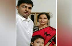 rss man murder with his wife and son