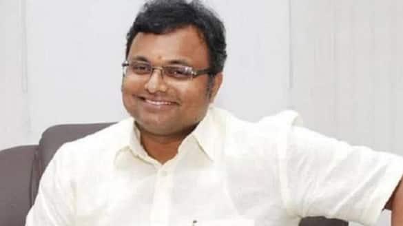 Edappadi Palanisamy longing .. Karthi Chidambaram review