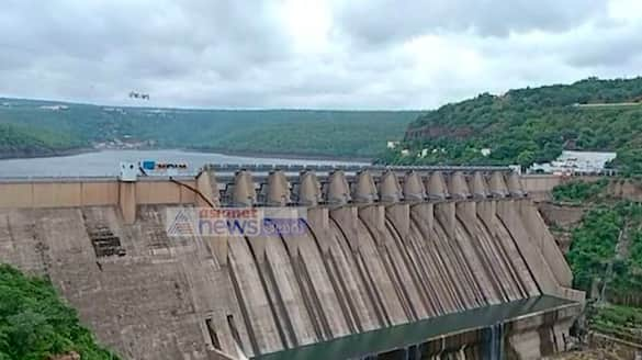 Jurala Srisailam likely to receive flood water soon lns