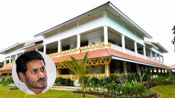 security increase in thadepalli cm camp office akp