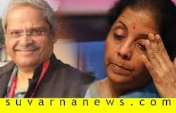 nirmala sitharaman husband