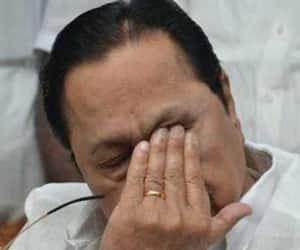 dhuraimurugan crying at political campaign
