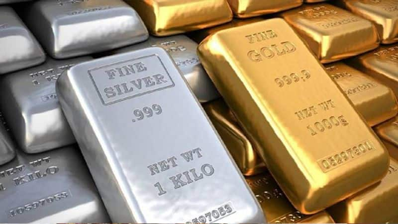 gold and silver rate decreased
