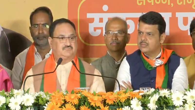 Maharashtra polls: BJP manifesto stresses on value-based education, creation of 1 crore jobs