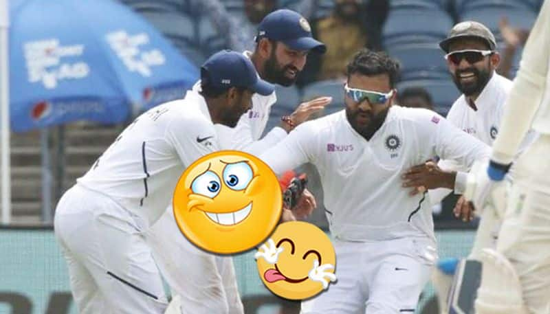 The reason behind Rohit Sharma's fall is hilarious