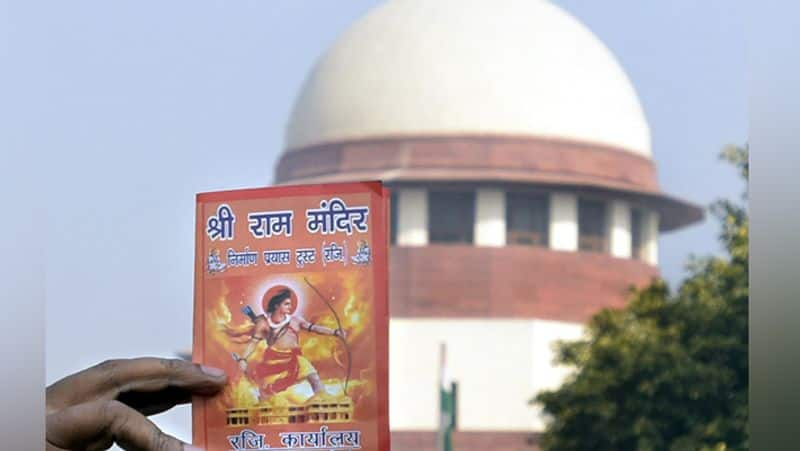 Ayodhya case, Muslim counsel tears up new evidence of Ram Lalla birthplace