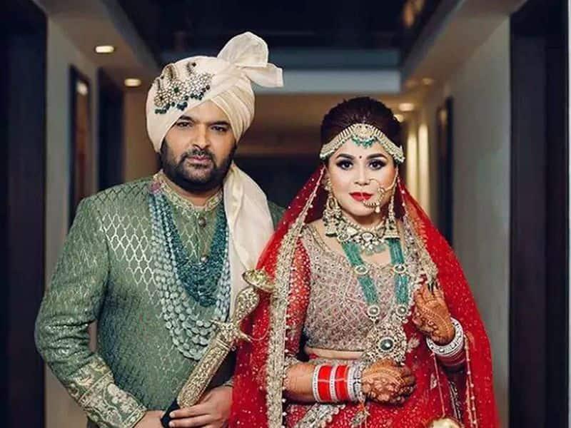मशहूर हास्य कलाकार कपिल शर्मा ने पिछले साल दिसंबर में गिन्नी चतरथ से शादी की थी। इस बार पहली बार गिन्नी करवा चौथ का त्योहार मनाने जा रही हैं।