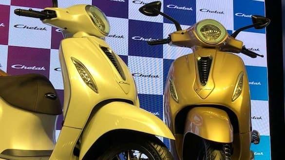 Bajaj Chetak Electric Scooter Bookings Reopen On April 13
