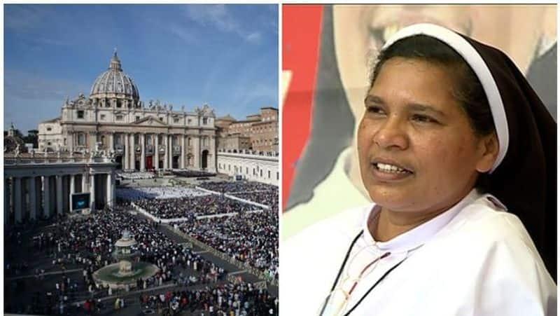Nun rape case: Lucy Kalapura writes to Vatican challenging her expulsion